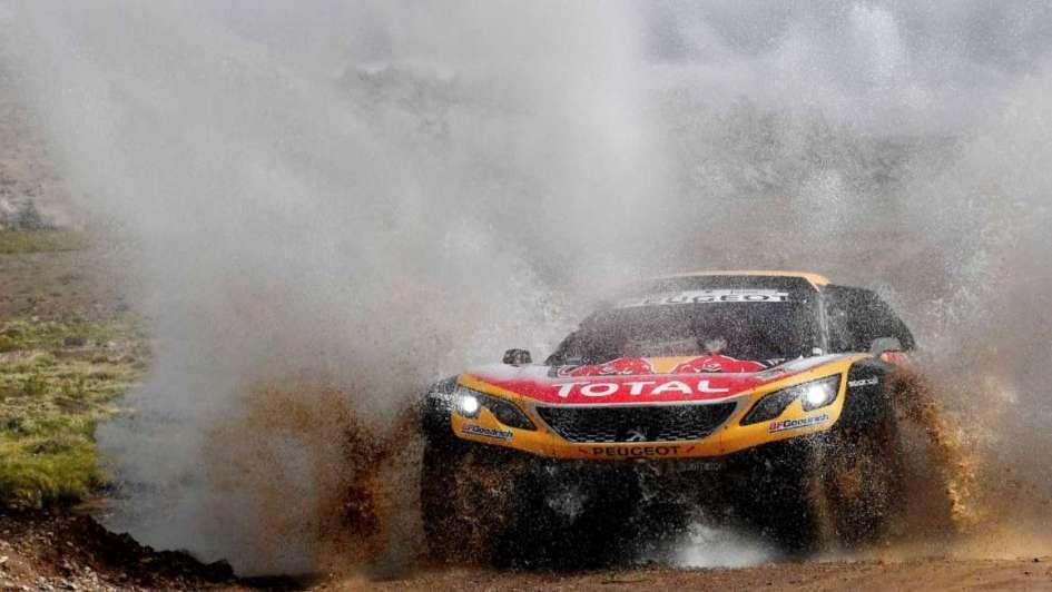 Peugeot se despide del Dakar