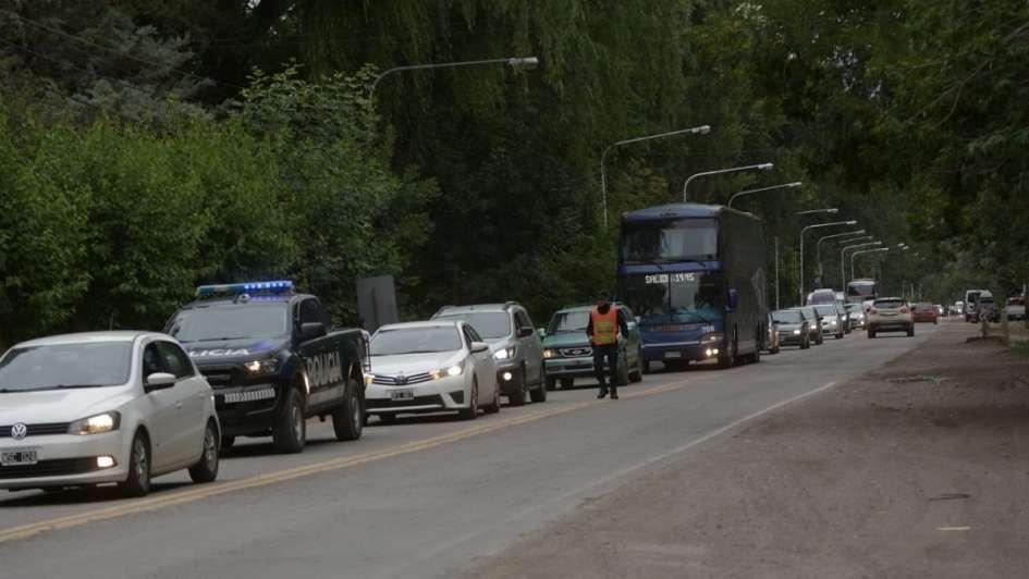 Paso a Chile habilitado: se espera alto flujo vehicular para el fin de semana