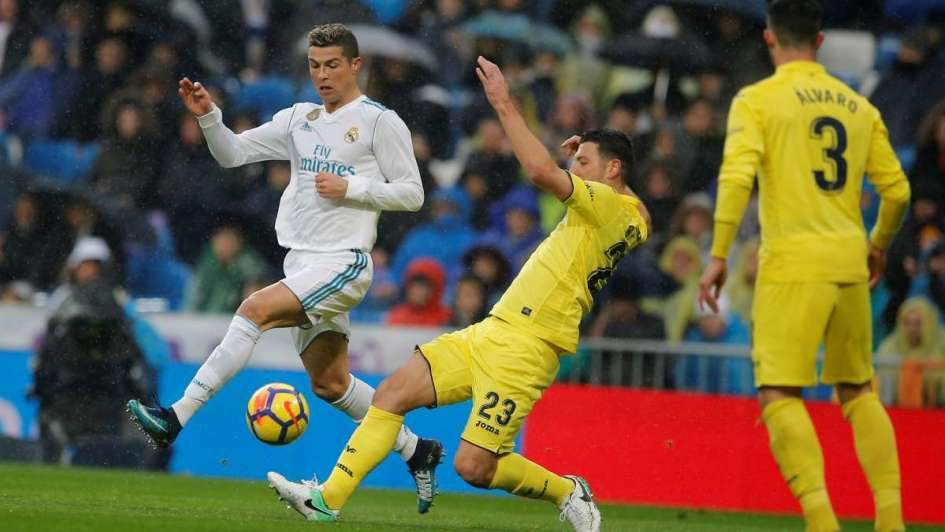 El Villarreal prolonga la pesadilla del Real Madrid
