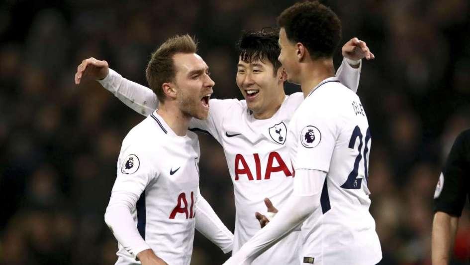 El Tottenham de Pochettino le dio una paliza al Everton ante los ojos de Sampaoli