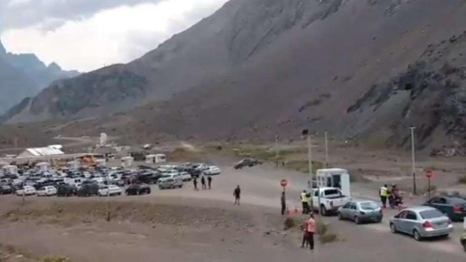 En una semana más de 38.000 personas cruzaron a Chile por Mendoza