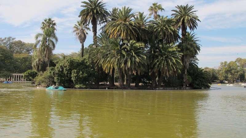 Rosario: hacia las islas cruzando el Paraná
