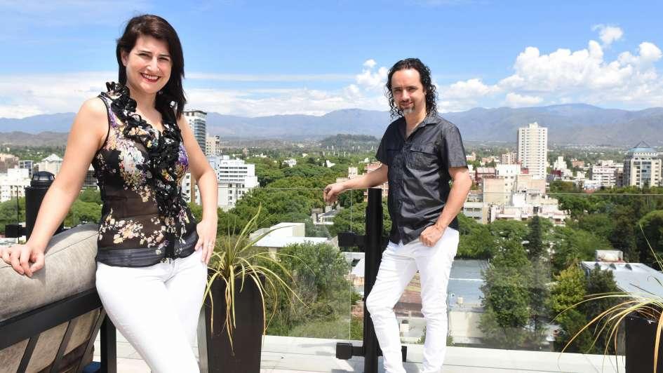 """Lucía Caruso: """"Las mujeres de hoy estamos haciendo historia en la música"""""""
