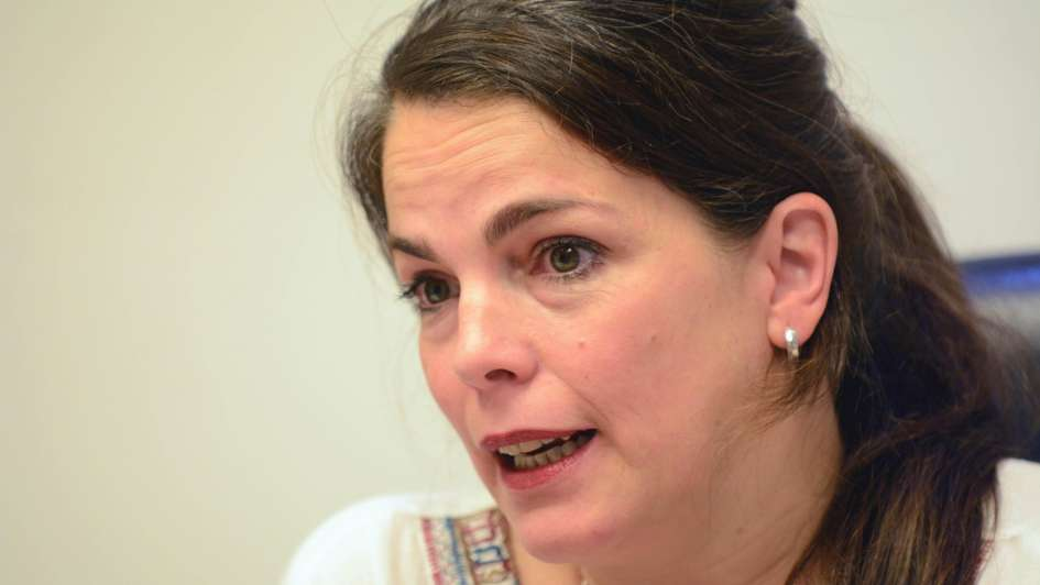 """Josefina Canale: """"Tenemos que ser conscientes que  como PD estamos al borde del abismo"""""""