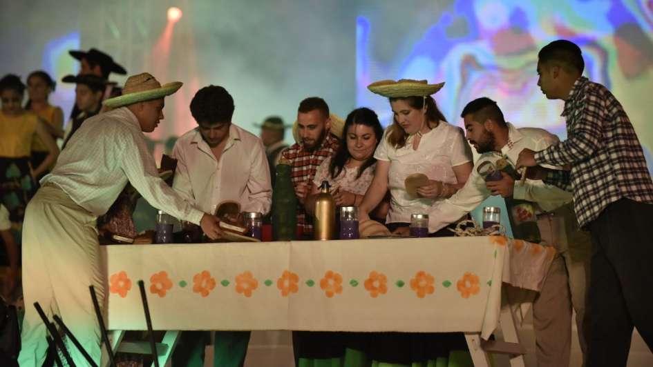 Ludmila María Fernández es la nueva Reina de La Paz
