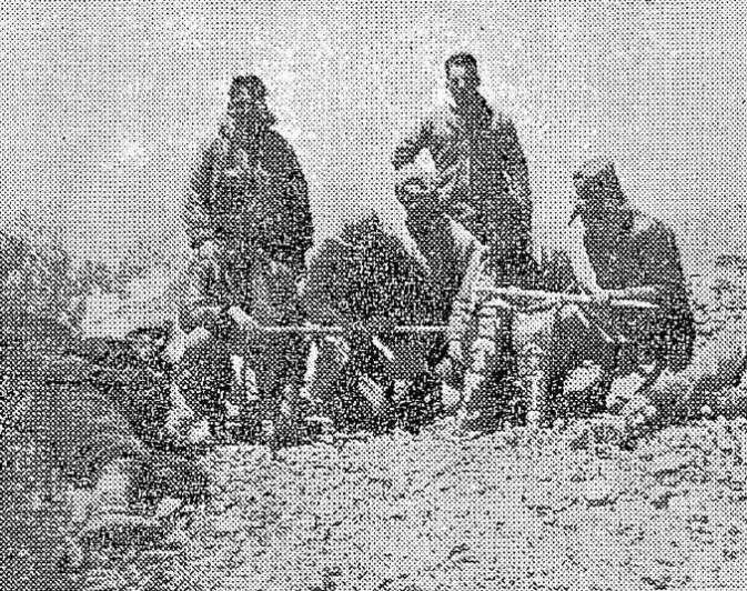 Un día como hoy de 1947: once andinistas conquistaron varias cumbres