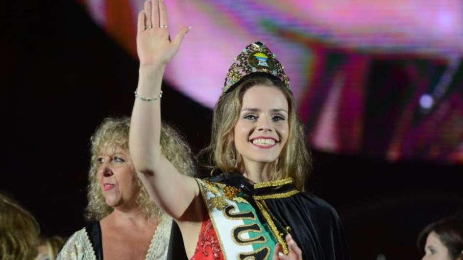 Antonella Curati es la nueva Reina de Junín