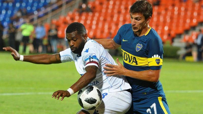 Un Boca renovado debuta ante Godoy Cruz en Mendoza