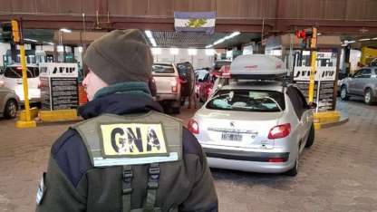 Prensa Gendarmería Nacional