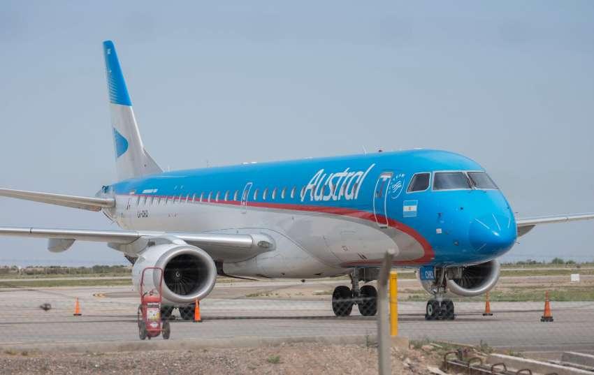 Creció en un 15% el número de pasajeros en avión durante 2017