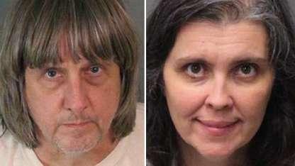 David Turpin y su esposa Louise fueron acusados de torturas.