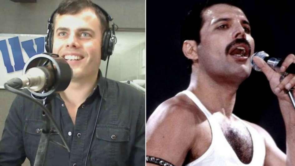 La historia del cantante canadiense que nació con la voz de Freddie Mercury