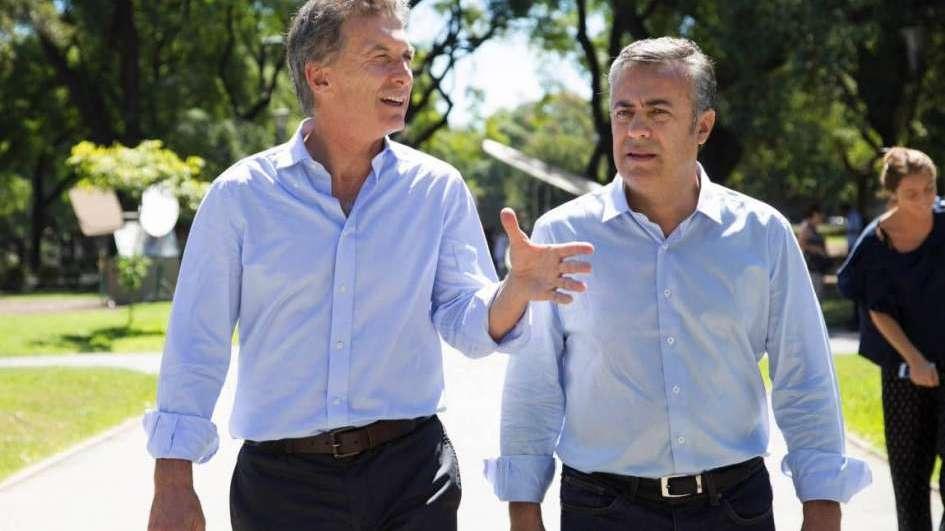 Portezuelo del Viento: Macri, contra La Pampa