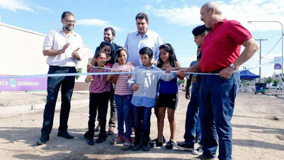 Macri dio curso a la construcción del embalse Portezuelo del Viento