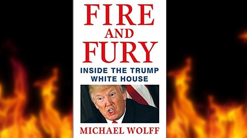 El libro sobre Trump 'Fire and Fury' será una serie de televisión