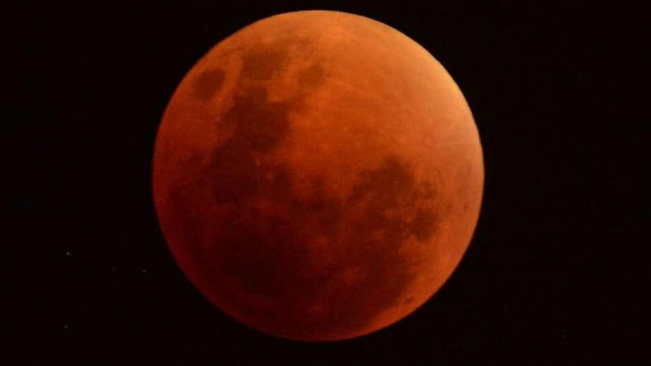 ¡Atención! El 31 de enero habrá superluna