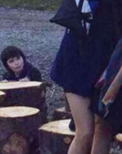 Una foto de una despedida de soltera reveló un terrible misterio