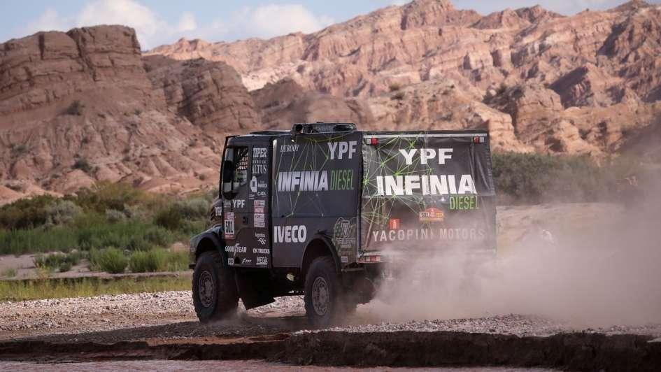 El camión de los mendocinos podría ser excluido por una grave denuncia