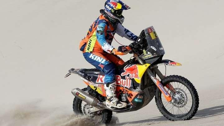 El Dakar llegó a la Docta con los candidatos muy definidos