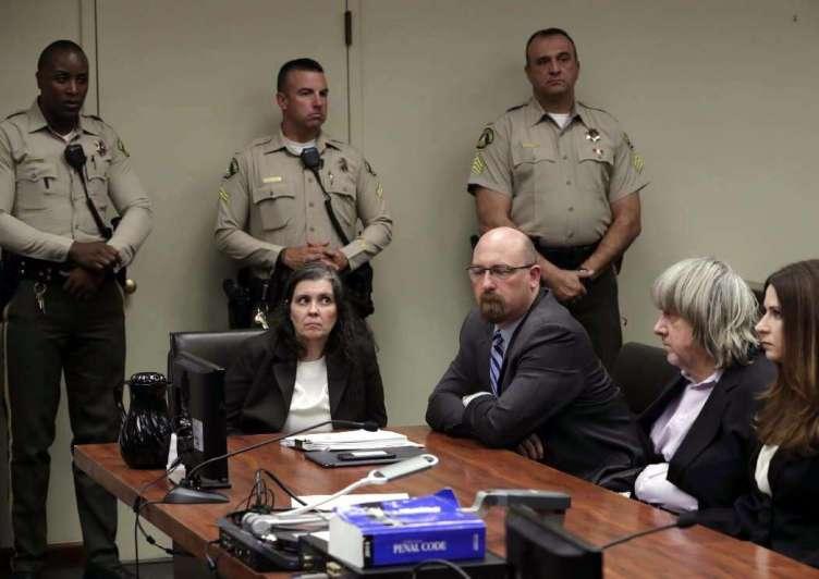 Detalles espeluznantes de los 13 hermanos encadenados en California