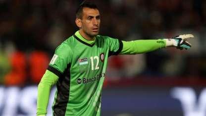 Torrico fue reemplazado por Cerutti en la tanda de penales.