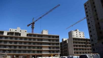 Según el gobierno nacional, en Mendoza hay 4.500 viviendas sociales en ejecución. Sólo en nuestra Capital hay unas 1.000.