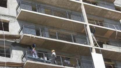 La construcción fue lo que más creció en empleos, junto con el turismo y el comercio, en el Gran Mendoza durante 201