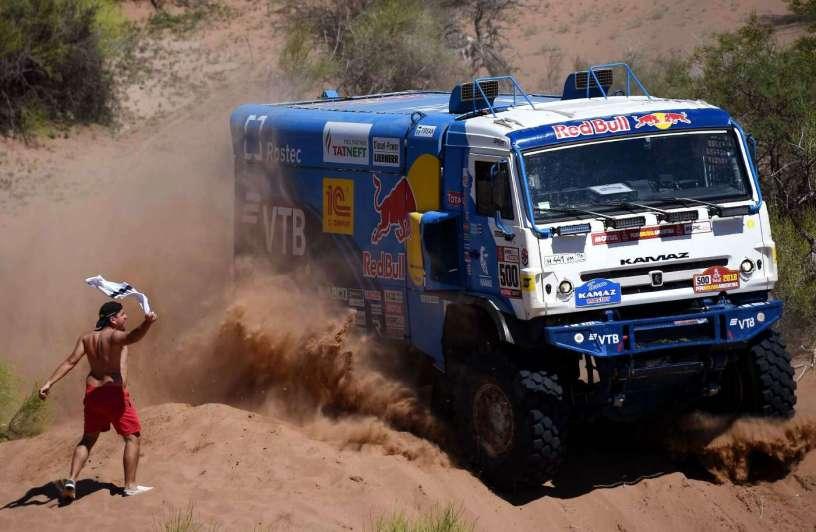 Dakar 2018: indomable