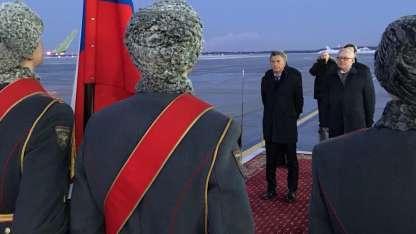 Macri llegó a las 17.15 hora local (11.15 hora argentina de ayer) a Moscú,
