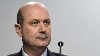 El presidente del Banco Central, Federico Sturzenegger.