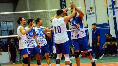 Durante el segundo weekend, Tunuyán estuvo sólido y ganó los seis puntos.