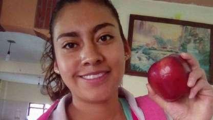 Magdalena, la joven mexicana que fue hallada descuartizada en Taxco.