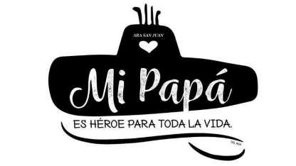 Este es el logo diseñado por Jésica Gopar, la esposa del palmirense Fernando Santilli, y que piden que sea estampado en la camiseta.