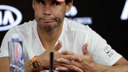 Nadal apuntó, con munición gruesa, contra el mundo del tenis.