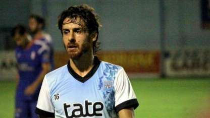 Aimar se dará el gusto de jugar junto a su hermano Andrés.
