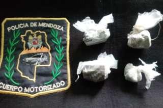 Parte de la marihuana incautada.