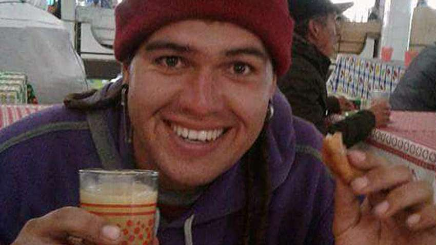 Piden que mochilero rosarino internado en Perú regrese