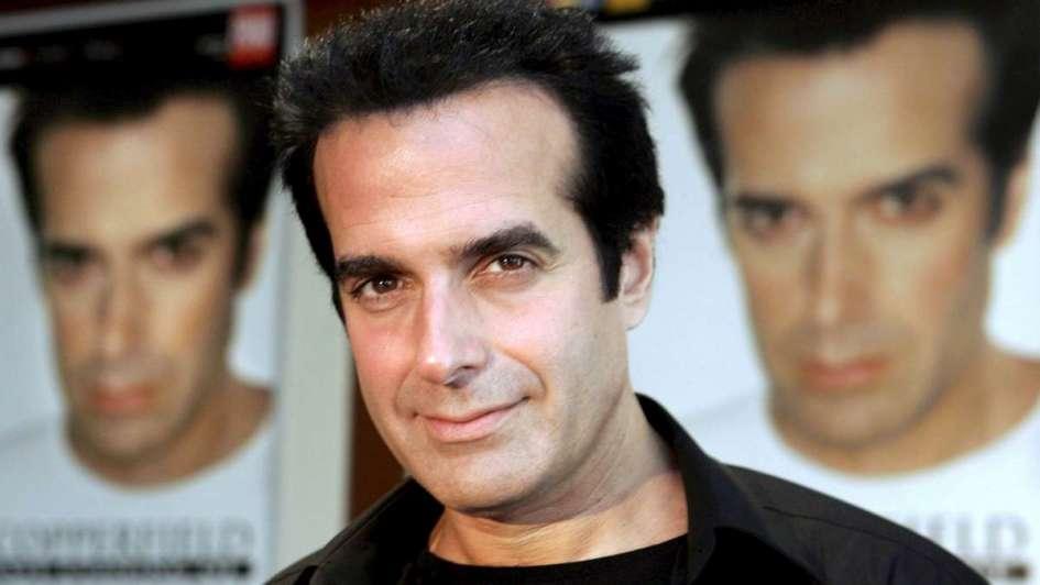 Acusan a David Copperfield de abuso sexual