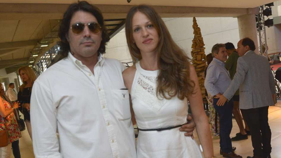 Los hijos de Guayasamín presentaron las obras del artista en Mendoza