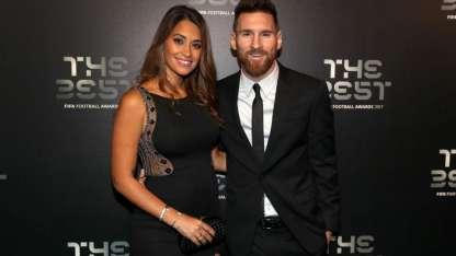 Así es la lujosa mansión de Leo Messi y Antonella Roccuzzo