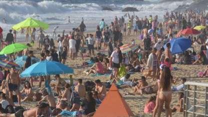 Pasar unos días en las playas del Pacífico sufrió un incremento de precio inesperado para muchos.
