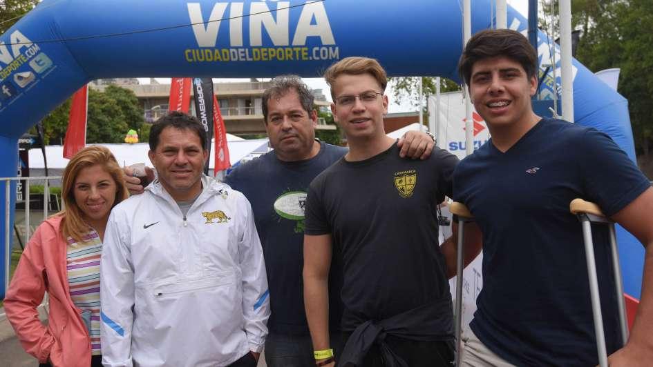 El rugby, presente en Reñaca