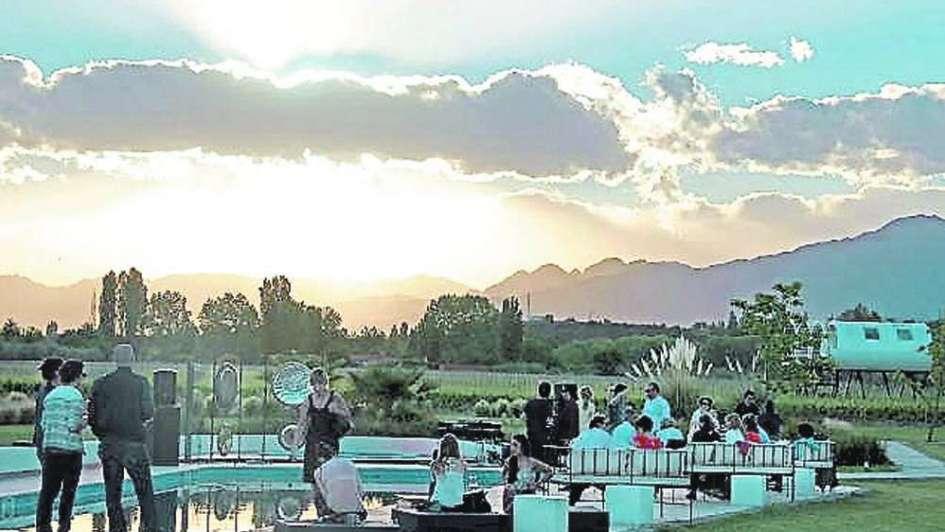 Llega el Malbec Sunset Concert en Entre Cielos