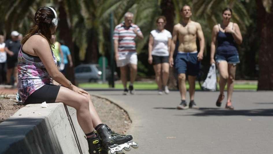 El calor llegó para quedarse: mirá el pronóstico extendido