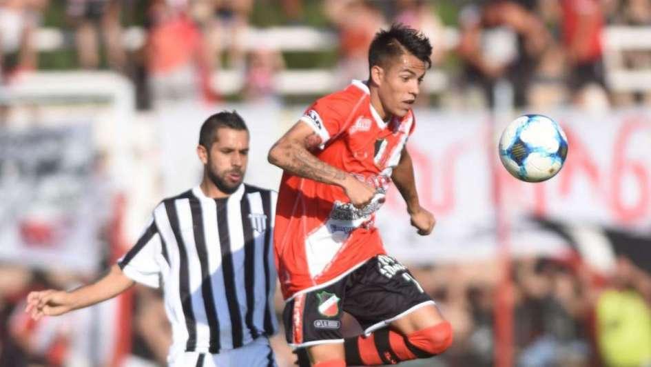 Copa Argentina: el Cruzado ganó el primer chico y sueña con la clasificación