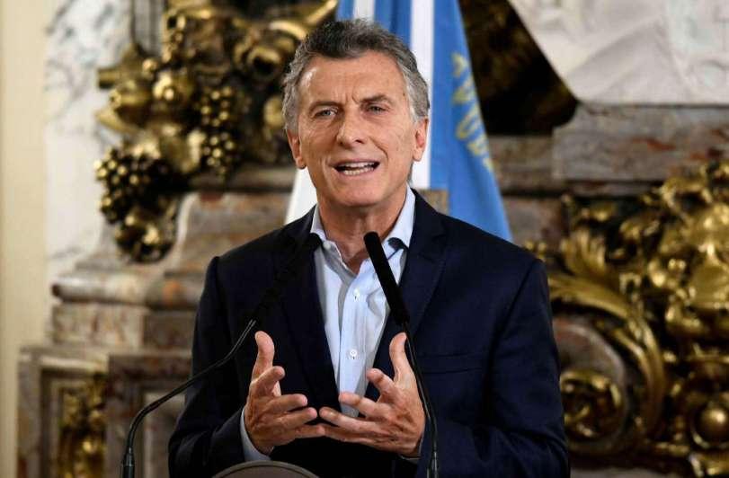 Macri recorta 25% de cargos en Gobierno