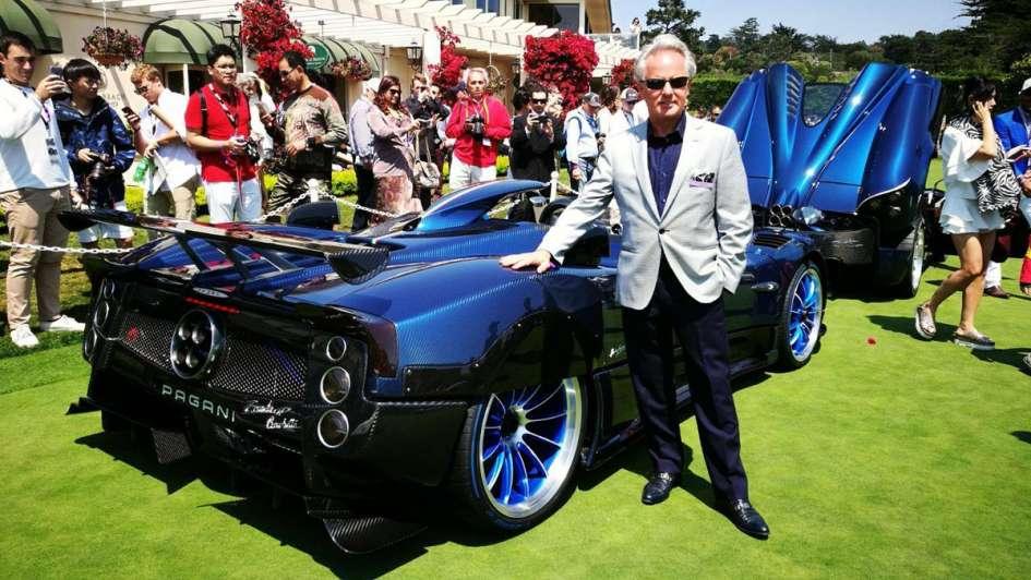 Es santafesino y diseñó el auto más caro del mundo