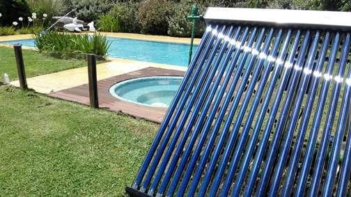Climatizador solar: para que la temporada alta de pileta no se termine