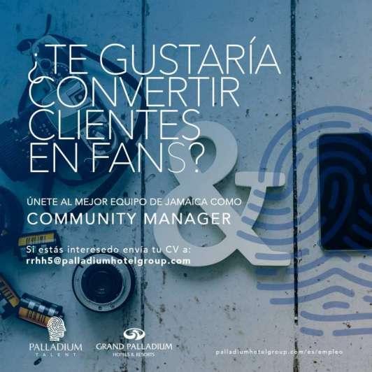 Piden un Community Manager en el Caribe
