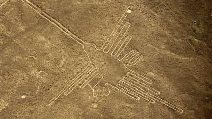 Las Líneas de Nazca fueron declaradas Patrimonio Cultural de la Humanidad por la Unesco en 1994.